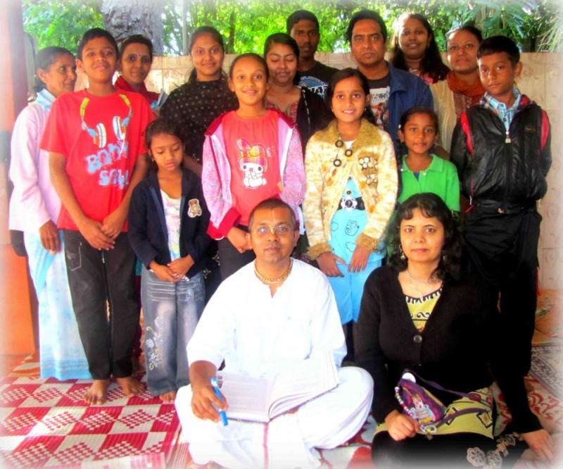 Guru and Students